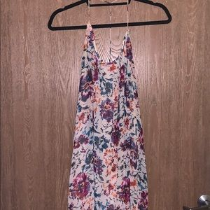 Floral Maxi Zara Dress